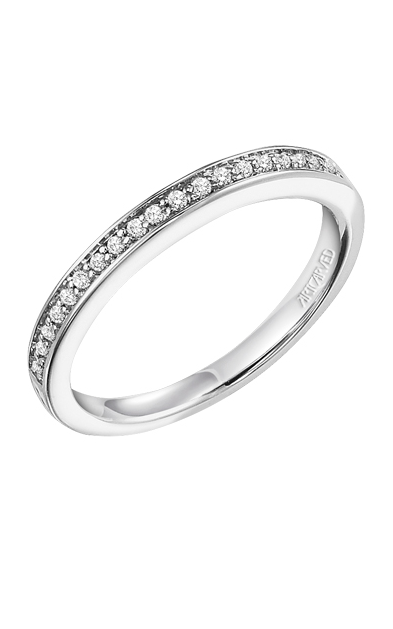 Artcarved Ladies Contemporary Wedding Band 31-V283W-L product image