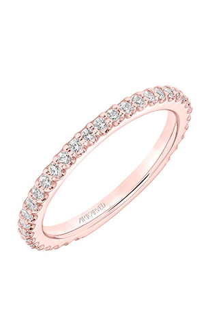 Artcarved Ladies Classic Wedding Band 31-V743RR-L product image