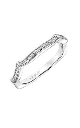 Artcarved Women's Contemporary Wedding Band 31-V771W-L product image