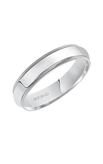 Artcarved 6.0MM LOW DOME MILGRAIN 01-LDM060-G product image