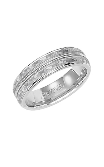 Artcarved JEVISON 6.5M DIA WED BAND 22-V5011W-G product image