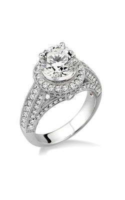 Ashi Semi Mount Engagement Ring 21481WIFRW-SM product image