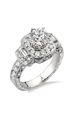 Ashi Semi Mount Engagement Ring 21521WIERWG-SM product image