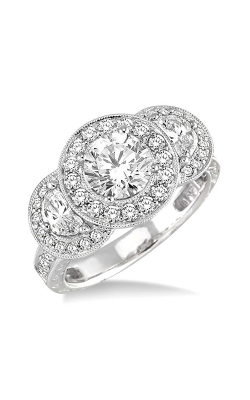 Ashi Semi Mount Engagement Ring 21780WIERWG-SM-1.20 product image