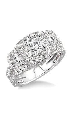 Ashi Semi Mount Engagement Ring 21791WIERWG-SM product image