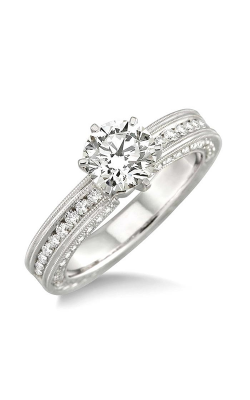 Ashi Semi Mount Engagement Ring 21813WIERWG-SM product image