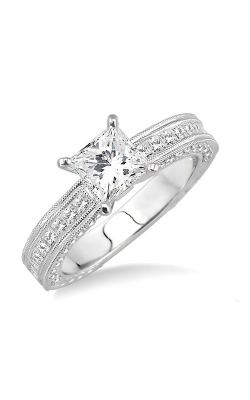 Ashi Semi Mount Engagement Ring 23142WIERWG-SM product image
