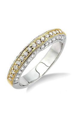 Ashi Matching Bands Wedding Band 21613WIERWY-WB product image