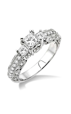Ashi Past Present And Future  Engagement Ring 24290WIFRW-LE product image