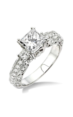 Ashi Semi Mount Engagement Ring 24293WIFRW-SM product image