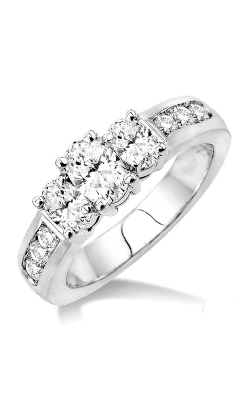 Ashi Past Present And Future  Engagement Ring 24380WIFRW-LE-1.50 product image