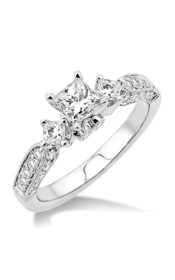 Ashi Past Present And Future  Engagement Ring 25601WIFRW-LE product image