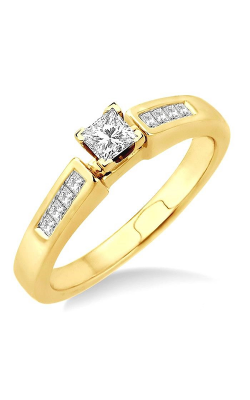 Ashi Past Present And Future  Engagement Ring 25763WIFC-LE product image
