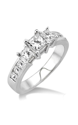 Ashi Past Present And Future  Engagement Ring 25820WIFRW-LE-1.50 product image