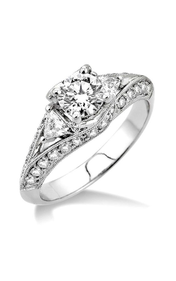 Ashi Past Present And Future  Engagement Ring 25890WIFRW-LE product image