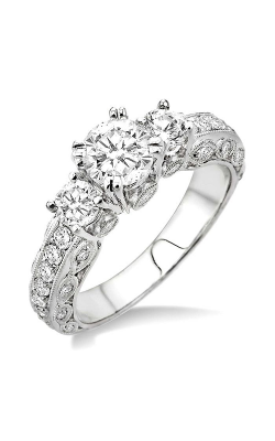 Ashi Past Present And Future  Engagement Ring 25900WIFRW-LE-1.25 product image