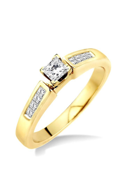 Ashi Semi Mount Engagement Ring 25766WIFC-SM product image