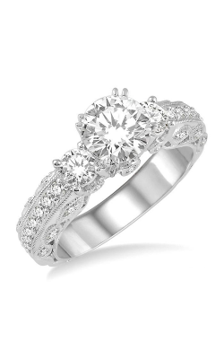 Ashi Semi Mount Engagement Ring 25903WIFRW-SM product image