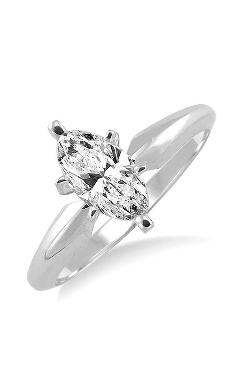 Ashi Marquise Engagement ring 17182WIFRW product image