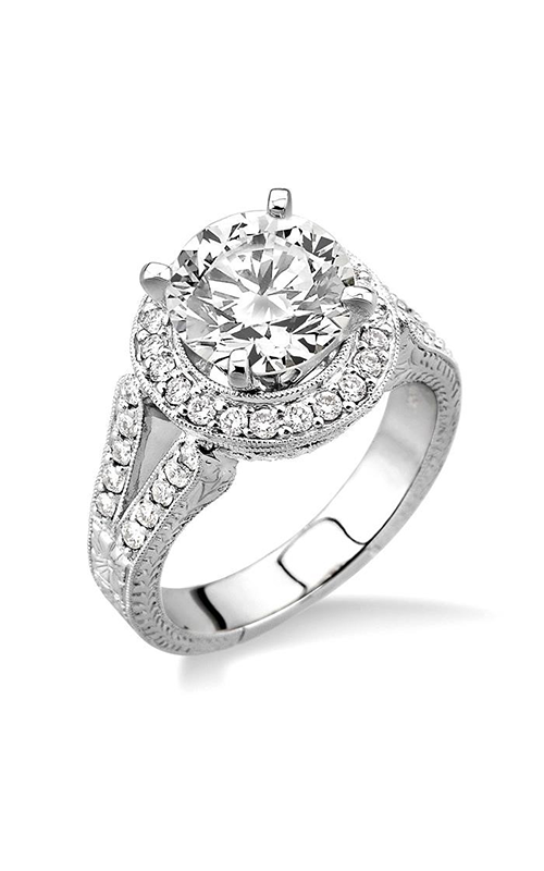 Ashi Semi Mount Engagement ring 21493WIERWG-SM product image