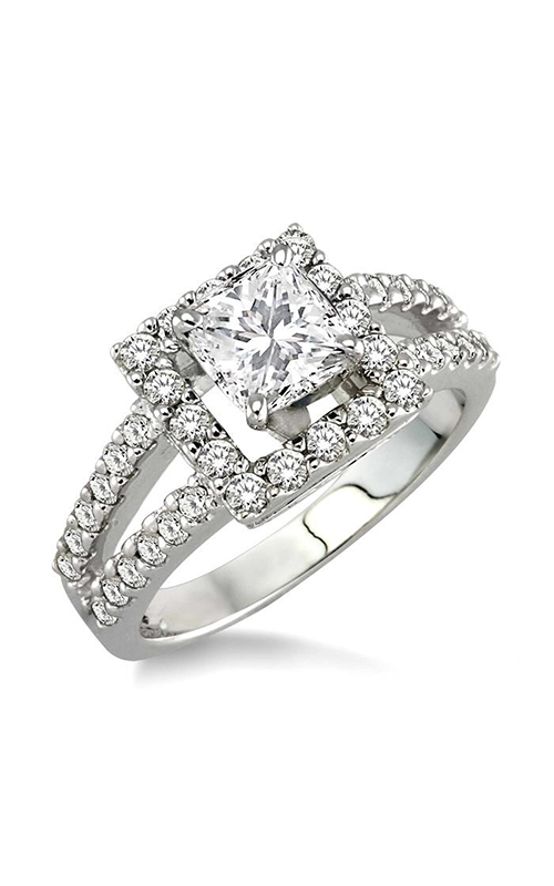 Ashi Semi Mount Engagement ring 21552WIFRWG-SM product image