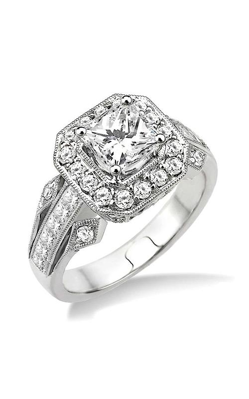 Ashi Semi Mount Engagement ring 21591WIFRWG-SM product image