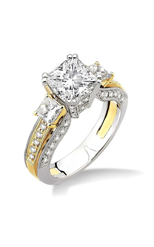 Ashi Semi Mount Engagement ring 21610WIERWY-SM-1.25 product image