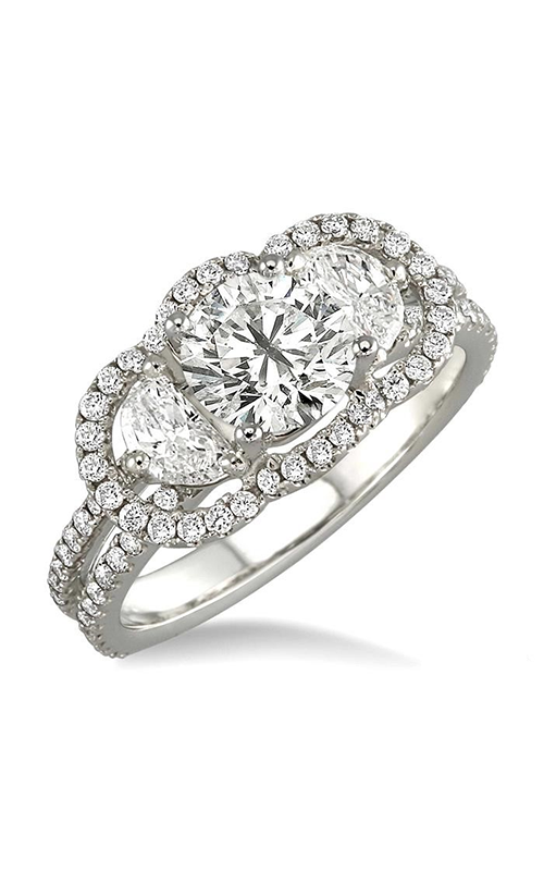 Ashi Semi Mount Engagement ring 21700WIERWG-SM-1.10 product image