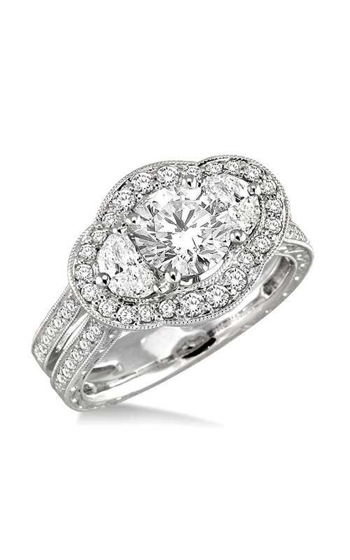 Ashi Semi Mount Engagement ring 21761WIERWG-SM product image
