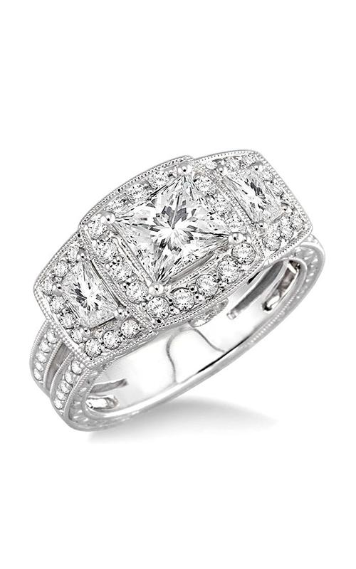 Ashi Semi Mount Engagement ring 21791WIERWG-SM product image