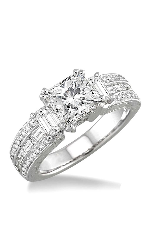 Ashi Semi Mount Engagement ring 21850WIERWG-SM-1.25 product image