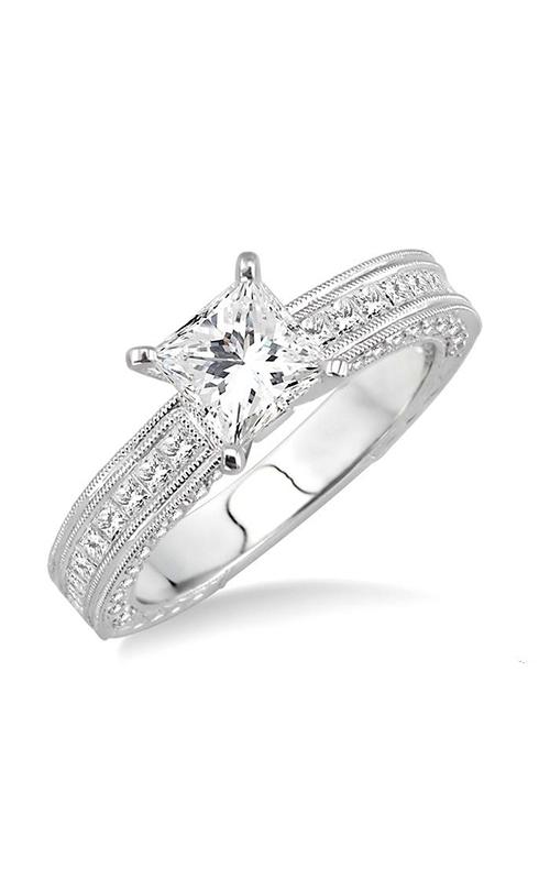Ashi Semi Mount Engagement ring 23142WIERWG-SM product image