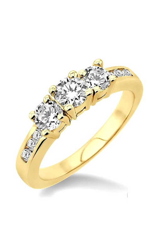 Ashi Past Present and Future  Engagement ring 24201WIFC-LE product image