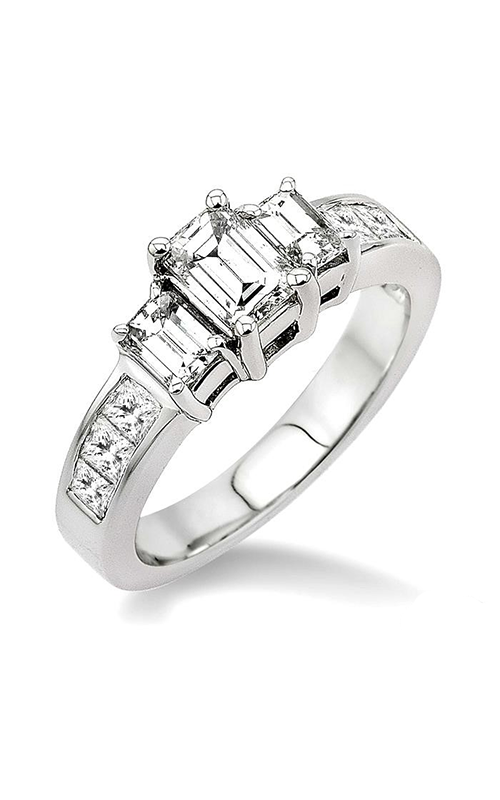 Ashi Past Present and Future  Engagement ring 24370WIFRW-LE-1.50 product image