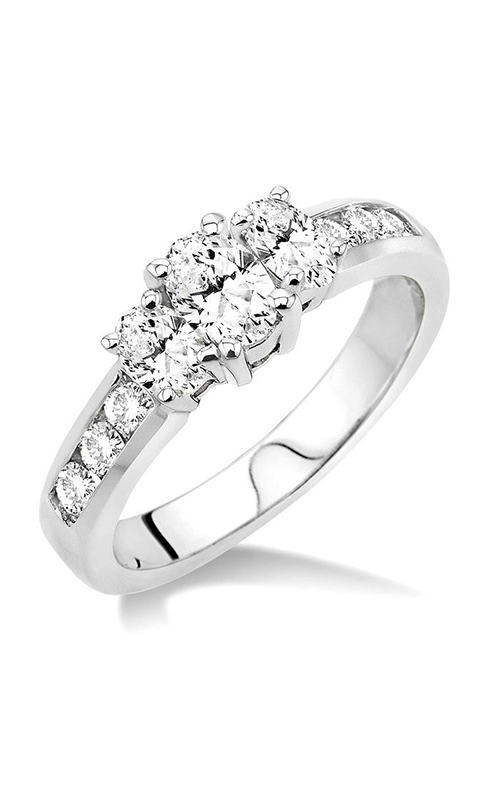 Ashi Past Present and Future  Engagement ring 24381WIFRW-LE product image