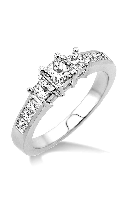 Ashi Past Present and Future  Engagement ring 25821WIFRW-LE product image