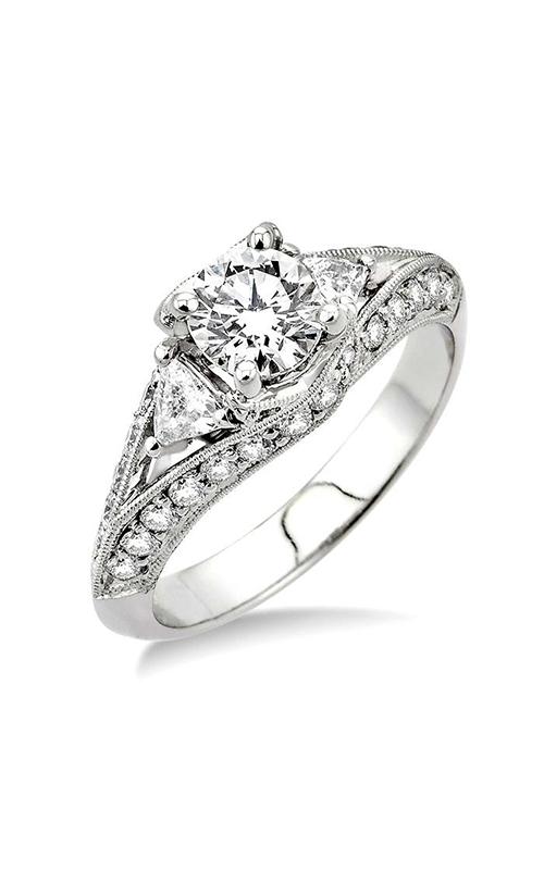 Ashi Semi Mount Engagement ring 25892WIFRW-SM product image