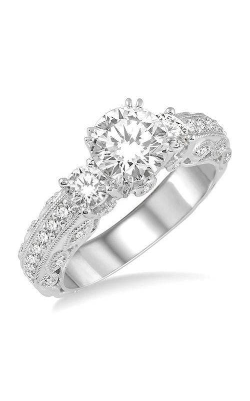 Ashi Semi Mount Engagement ring 25903WIFRW-SM product image