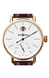 Bell and Ross Vintage Watch WW1 Pink Gold