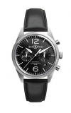 Bell and Ross Vintage BR Chronograph Watch BR126 Original Black