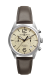 Bell and Ross Vintage BR Chronograph Watch BR126 Original Beige