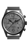 Bell and Ross Vintage BR Chronograph Watch BR126 Commando