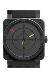 Bell and Ross Aviation BR 03 42 MM Watch BR03-92 Radar