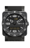 Bell and Ross Aviation BR 03 42 MM Watch BR03 Carbon