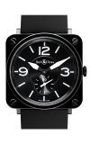 Bell and Ross Aviation BR S 39 MM Watch BR S Black Ceramic