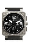Bell and Ross Aviation BR 01 46 MM Watch BR01-94 Titanium
