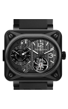 Bell and Ross Aviation BR 01 46 MM Watch BR MT Titanium