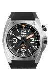 Bell and Ross Marine Watch BR02-92 Steel