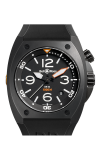 Bell and Ross Marine Watch BR02-92 Carbon