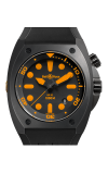 Bell and Ross Marine Watch BR02-92 Orange